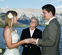 Banff Lake Louise Marriage Commissioner